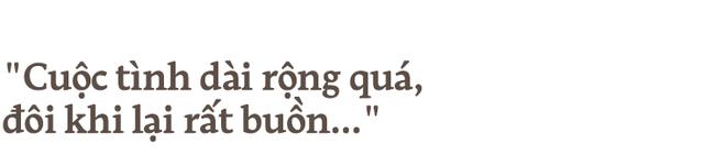 Đoạn kết buồn của chuyện tình 16 năm Quỳnh Anh - Quang Huy: Tình yêu cũng giống thanh xuân, rồi đến lúc phải già cỗi - Ảnh 2.