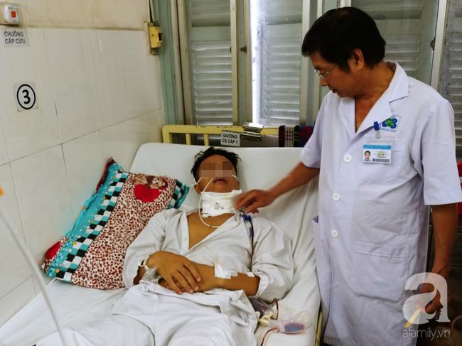 Từ 1 vết loét nhỏ trong miệng, chàng trai 19 tuổi bàng hoàng khi biết mình là bệnh nhân trẻ nhất bị ung thư lưỡi - Ảnh 4.