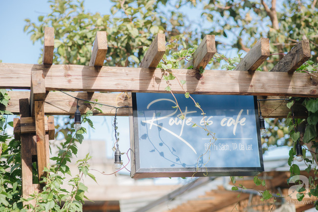 Không hổ danh là vùng đất của những quán cafe đẹp, Đà Lạt luôn có quán mới khiến người ta thích mê - Ảnh 8.