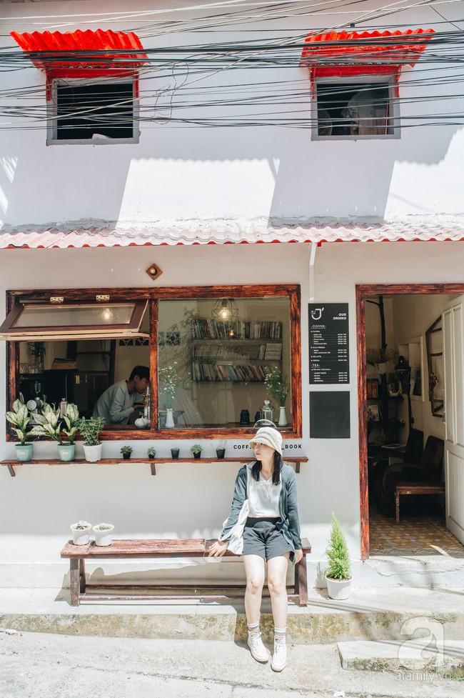 Không hổ danh là vùng đất của những quán cafe đẹp, Đà Lạt luôn có quán mới khiến người ta thích mê - Ảnh 1.