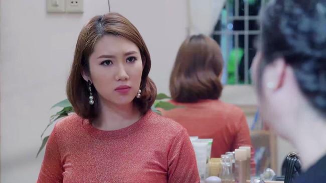 Gạo nếp gạo tẻ: Bà Mai cũng choáng vì Hân mất sạch tự trọng, bắt Kiệt trả tiền nuôi con còn mình đi ngoại tình - Ảnh 4.