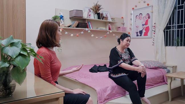 Gạo nếp gạo tẻ: Bà Mai cũng choáng vì Hân mất sạch tự trọng, bắt Kiệt trả tiền nuôi con còn mình đi ngoại tình - Ảnh 5.