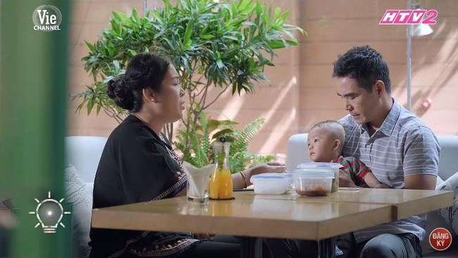 Gạo nếp gạo tẻ: Kiệt gặp con buồn rơi nước mắt, biết bà Mai nói xạo mà khán giả vẫn muốn khóc theo - Ảnh 1.