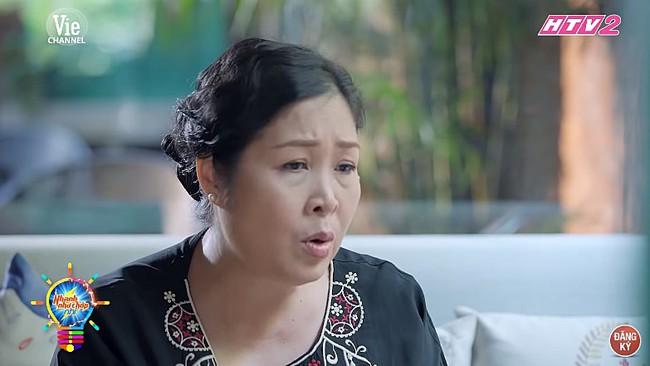 Gạo nếp gạo tẻ: Kiệt gặp con buồn rơi nước mắt, biết bà Mai nói xạo mà khán giả vẫn muốn khóc theo - Ảnh 4.