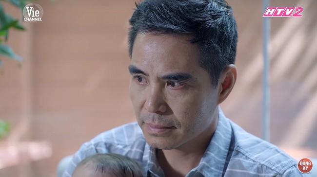 Gạo nếp gạo tẻ: Kiệt gặp con buồn rơi nước mắt, biết bà Mai nói xạo mà khán giả vẫn muốn khóc theo - Ảnh 3.