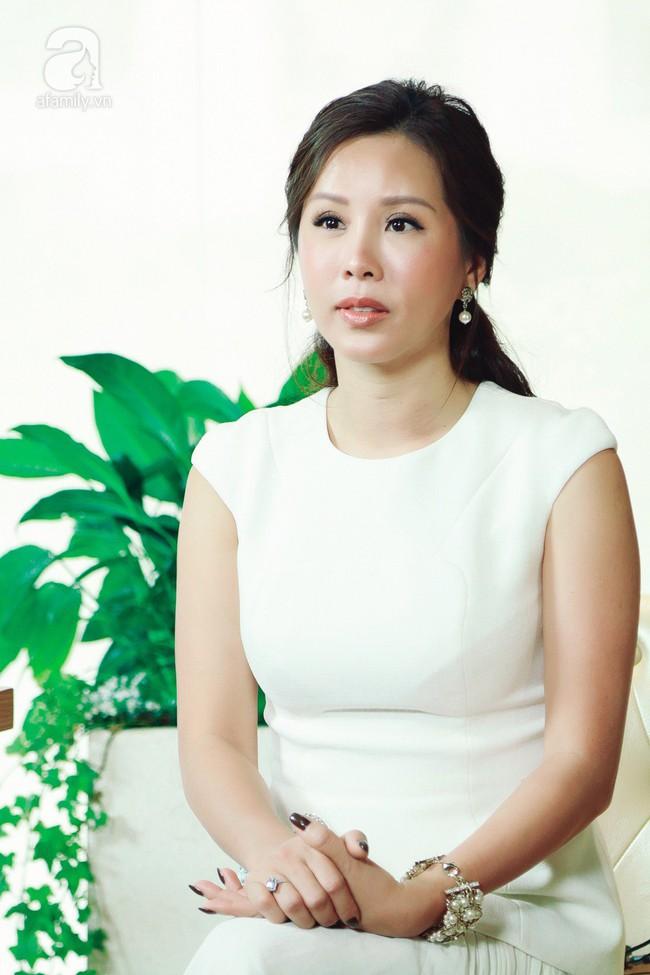 Hoa hậu Thu Hoài nói về Trấn Thành: Có những rắc rối đến vô lý, Trấn Thành vấp ngã thì phải tự đứng lên!  - Ảnh 4.