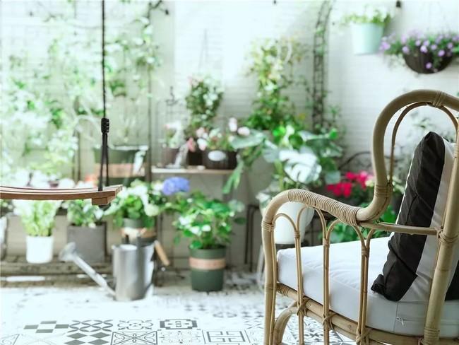 Căn nhà cấp 4 đẹp bình yên với vườn cây cùng không gian nội thất đẹp đến từng mét vuông diện tích - Ảnh 7.