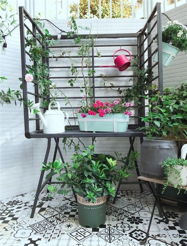 Căn nhà cấp 4 đẹp bình yên với vườn cây cùng không gian nội thất đẹp đến từng mét vuông diện tích - Ảnh 4.