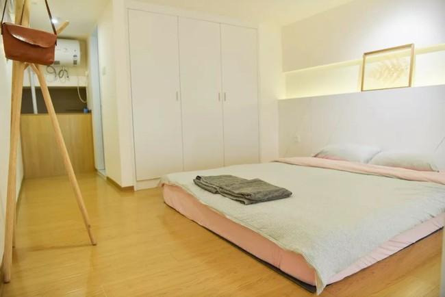 Căn hộ 52m² đẹp ấn tượng với cách bố trí nội thất giật cấp của vợ chồng trẻ - Ảnh 15.