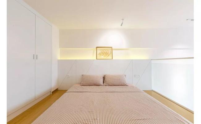 Căn hộ 52m² đẹp ấn tượng với cách bố trí nội thất giật cấp của vợ chồng trẻ - Ảnh 14.