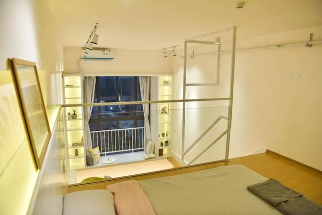Căn hộ 52m² đẹp ấn tượng với cách bố trí nội thất giật cấp của vợ chồng trẻ - Ảnh 13.