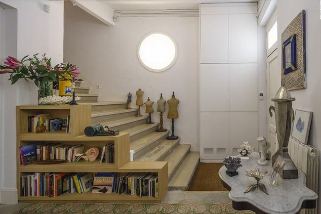 Căn hộ được cải tạo đẹp bất ngờ dù chỉ tận dụng lại toàn nội thất cũ - Ảnh 2.