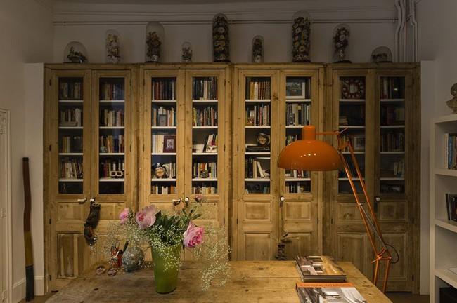 Căn hộ được cải tạo đẹp bất ngờ dù chỉ tận dụng lại toàn nội thất cũ - Ảnh 4.