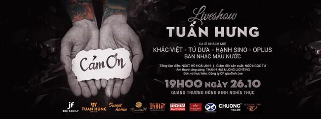 Vui quên lối về với hàng loạt sự kiện cuối tuần bao vui ở Hà Nội, Sài Gòn - Ảnh 1.