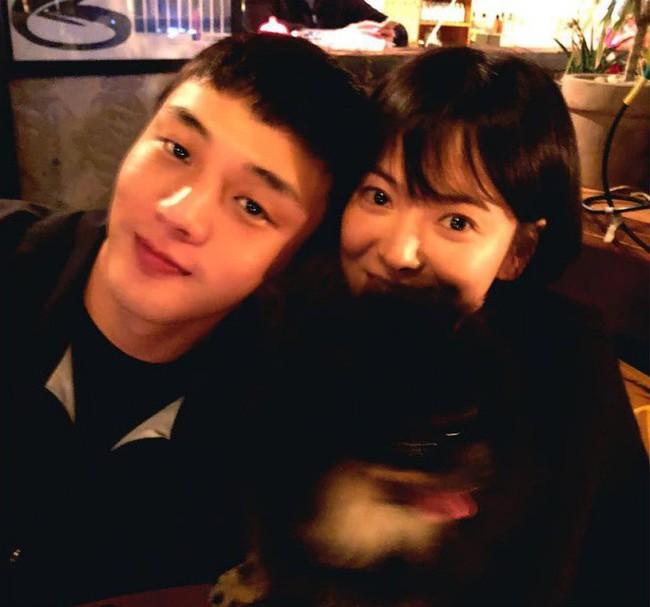 Vừa về Hàn Quốc, Song Hye Kyo đã hẹn hò với người yêu tin đồn một thời kèm lời hứa hẹn  - Ảnh 1.