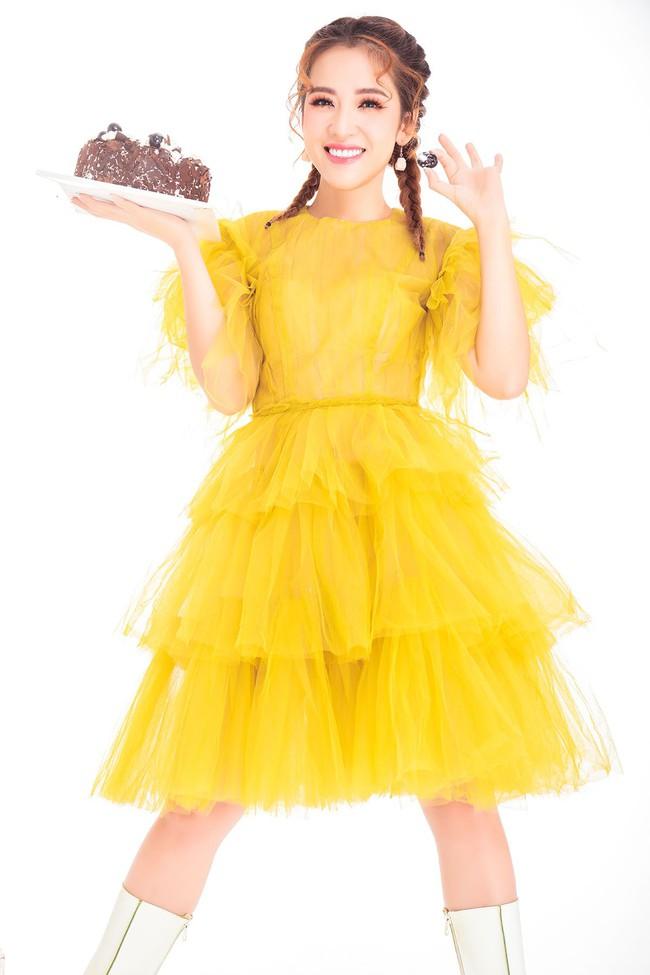 Em gái Công Gạo nếp gạo tẻ - Puka quậy tưng bừng trong sinh nhật vàng tươi  - Ảnh 8.
