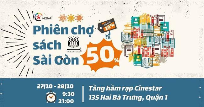 Vui quên lối về với hàng loạt sự kiện cuối tuần bao vui ở Hà Nội, Sài Gòn - Ảnh 10.