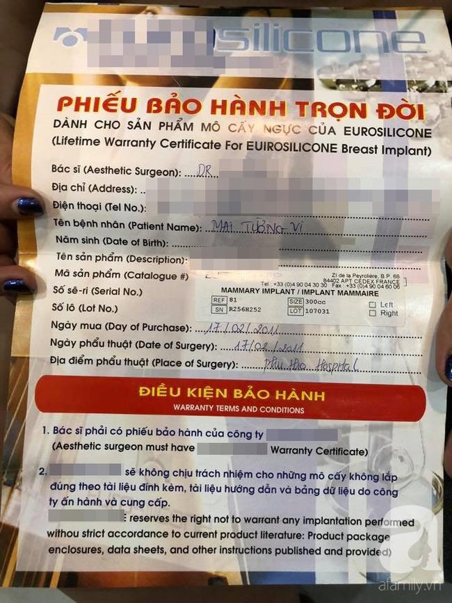 Em kết nghĩa của ca sĩ Quách Tuấn Du bị vỡ túi ngực 2.000 USD trên máy bay, bác sĩ thẩm mỹ biến mất - Ảnh 4.