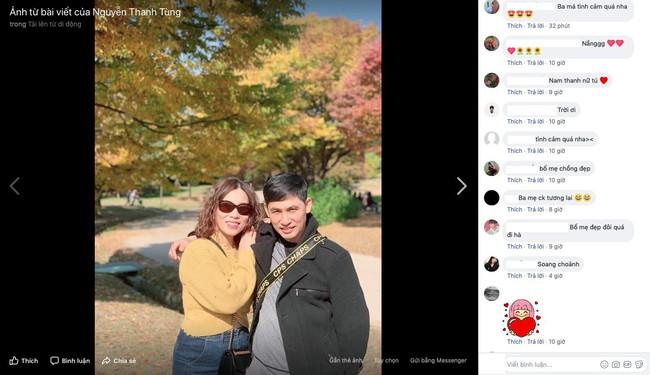 Đăng ảnh đi chơi Hàn Quốc, Sơn Tùng M-TP vô tình biến bố mẹ mình thành cặp bố mẹ chồng quốc dân lúc nào không hay - Ảnh 4.