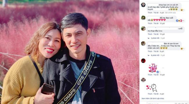 Đăng ảnh đi chơi Hàn Quốc, Sơn Tùng M-TP vô tình biến bố mẹ mình thành cặp bố mẹ chồng quốc dân lúc nào không hay - Ảnh 5.