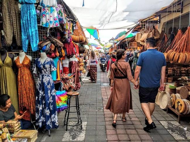 Đến Bali để trải nghiệm cảm giác đi chợ ở hòn đảo thiên đường - Ảnh 1.
