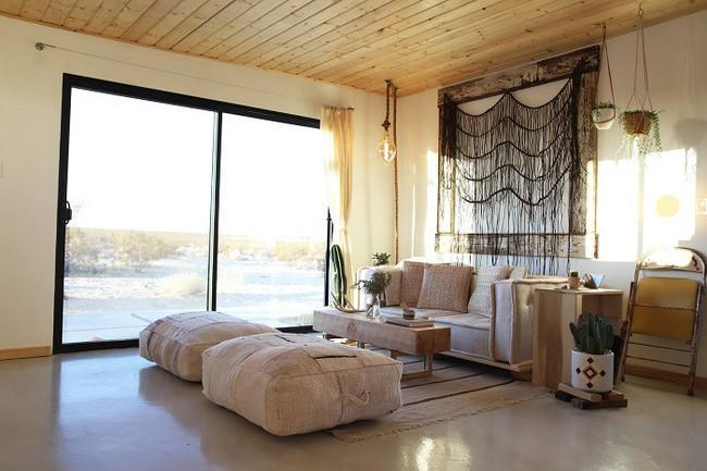 7 ngôi nhà nhỏ được cải tạo có thiết kế nội thất hiện đại khác xa với cảnh quan bên ngoài - Ảnh 14.