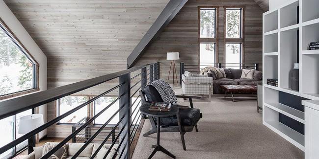 7 ngôi nhà nhỏ được cải tạo có thiết kế nội thất hiện đại khác xa với cảnh quan bên ngoài - Ảnh 5.