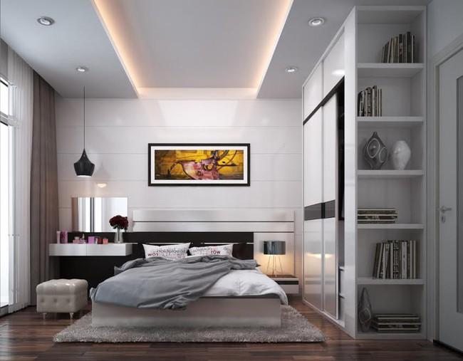 Gợi ý 7 phong cách thiết kế phòng ngủ đẹp cho vợ chồng mới cưới - Ảnh 1.