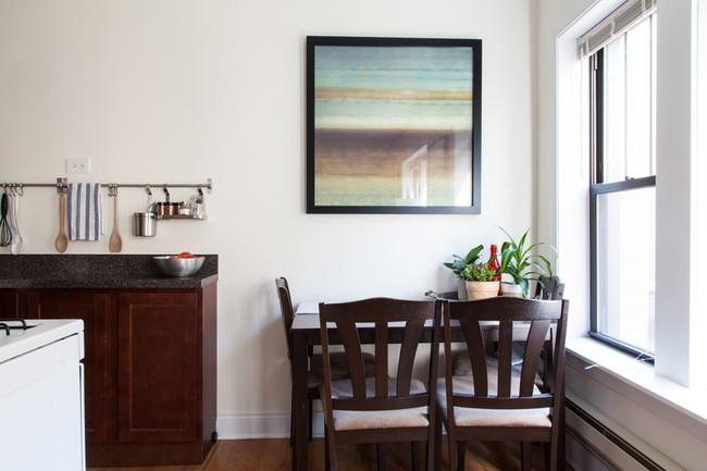 Căn hộ 32m² của cô nàng mê nấu ăn đến nỗi dành nửa diện tích nhà để làm bếp - Ảnh 16.