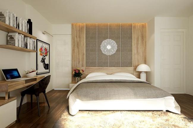 Gợi ý 7 phong cách thiết kế phòng ngủ đẹp cho vợ chồng mới cưới - Ảnh 2.
