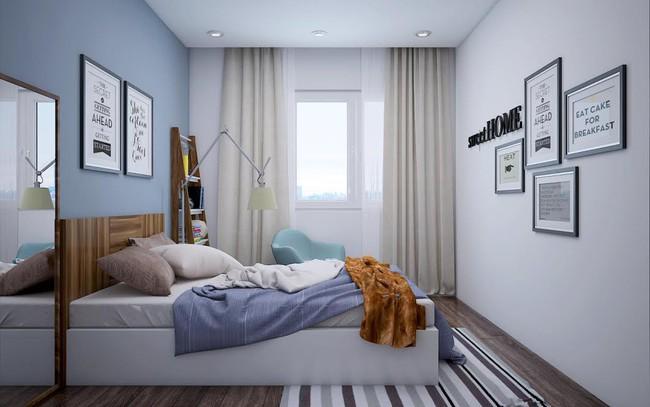 Gợi ý 7 phong cách thiết kế phòng ngủ đẹp cho vợ chồng mới cưới - Ảnh 4.