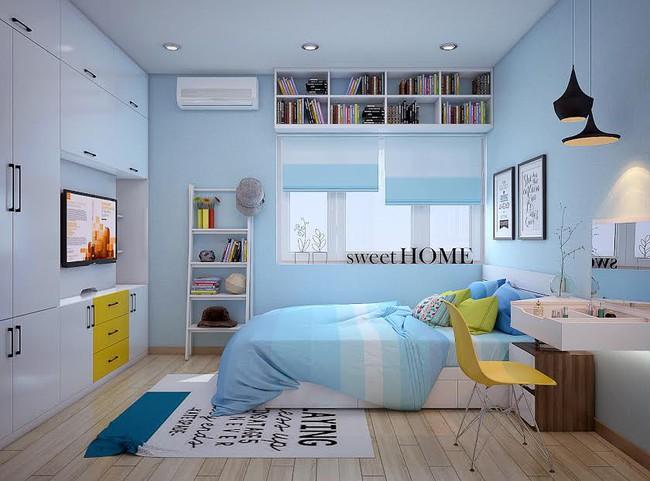Gợi ý 7 phong cách thiết kế phòng ngủ đẹp cho vợ chồng mới cưới - Ảnh 5.
