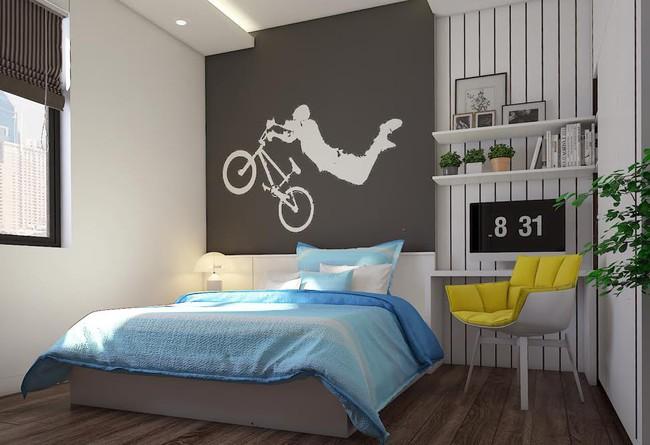 Gợi ý 7 phong cách thiết kế phòng ngủ đẹp cho vợ chồng mới cưới - Ảnh 6.