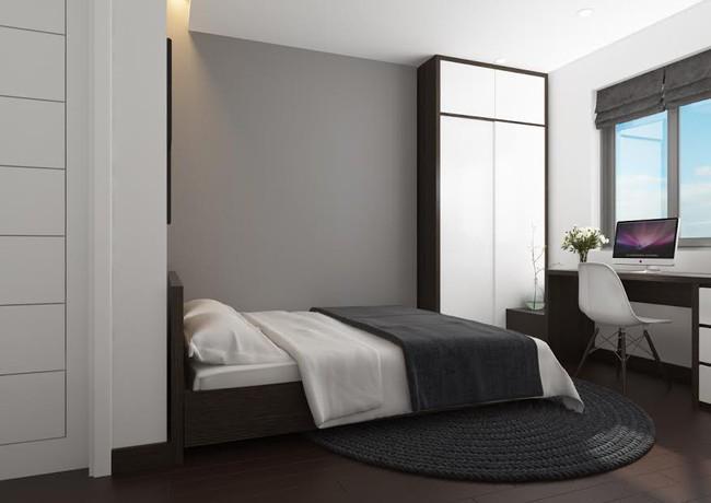 Gợi ý 7 phong cách thiết kế phòng ngủ đẹp cho vợ chồng mới cưới - Ảnh 8.