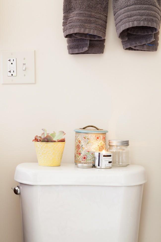 Căn hộ 32m² của cô nàng mê nấu ăn đến nỗi dành nửa diện tích nhà để làm bếp - Ảnh 8.