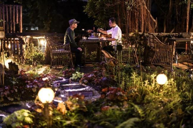 Người con hiếu thuận dành dụm tiền để thiết kế khu vườn thật đẹp tặng cha - Ảnh 6.