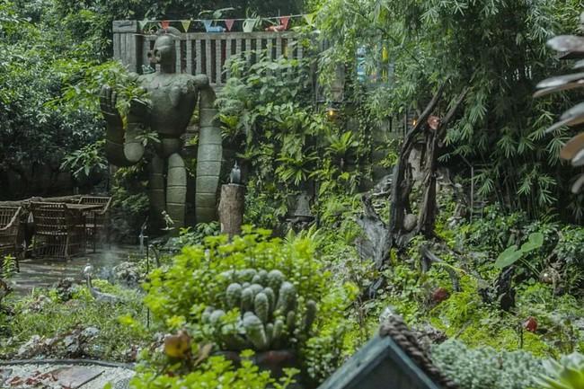 Người con hiếu thuận dành dụm tiền để thiết kế khu vườn thật đẹp tặng cha - Ảnh 5.