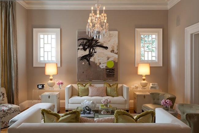 Cho phòng khách vẻ đẹp mơ màng để đón thu sang với gam màu pastel  - Ảnh 15.