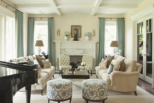 Cho phòng khách vẻ đẹp mơ màng để đón thu sang với gam màu pastel  - Ảnh 16.