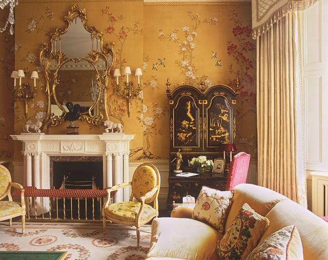 Khi muốn căn nhà nhỏ luôn ngập tràn sức sống thì đừng quên giấy dán tường họa tiết hoa lá - Ảnh 8.