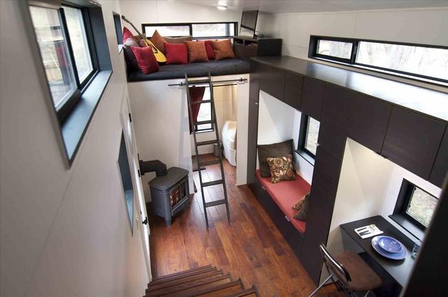 Khám phá ngôi nhà nhỏ có thể di chuyển đi bất cứ đâu trị giá hơn 750 triệu đồng thu hút người xem ngay từ cái nhìn đầu tiên - Ảnh 8.