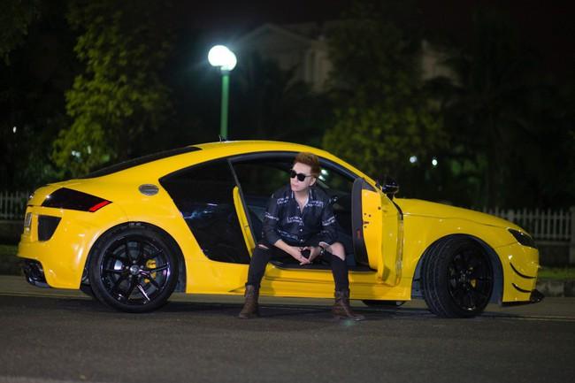 Minh Vương M4U bán nhà tậu siêu xe để làm MV khủng - Ảnh 2.