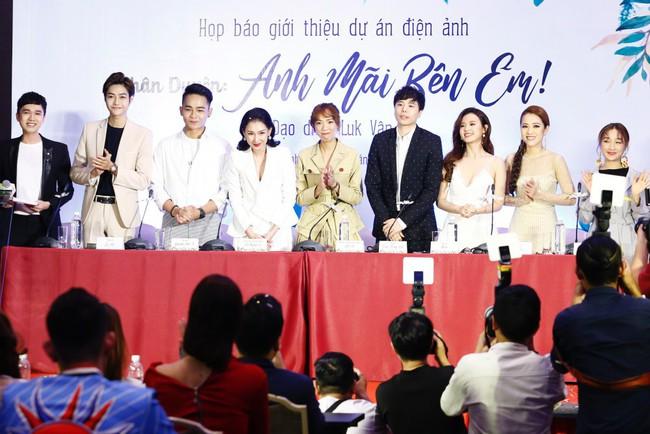 Midu sánh đôi Trịnh Thăng Bình trong dự án phim về... duyên âm - Ảnh 2.