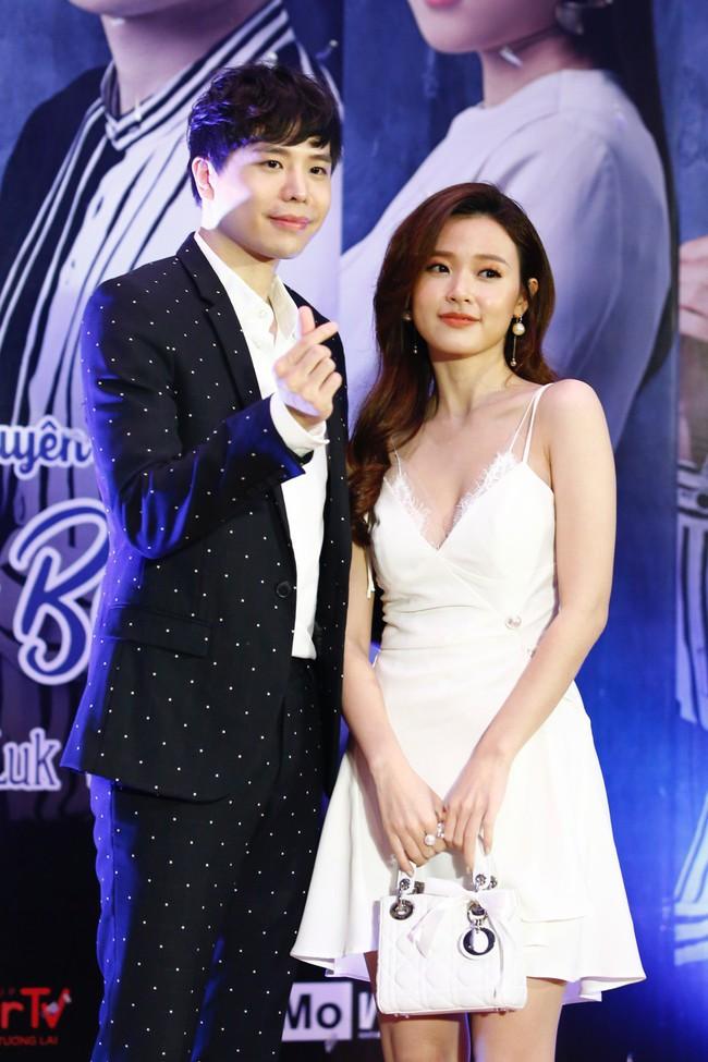 Midu sánh đôi Trịnh Thăng Bình trong dự án phim về... duyên âm - Ảnh 6.