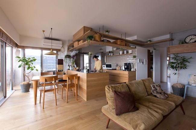 Căn hộ 85m² dưới đây là đại diện điển hình cho cuộc sống của tầng lớp trẻ ở Nhật Bản - Ảnh 2.