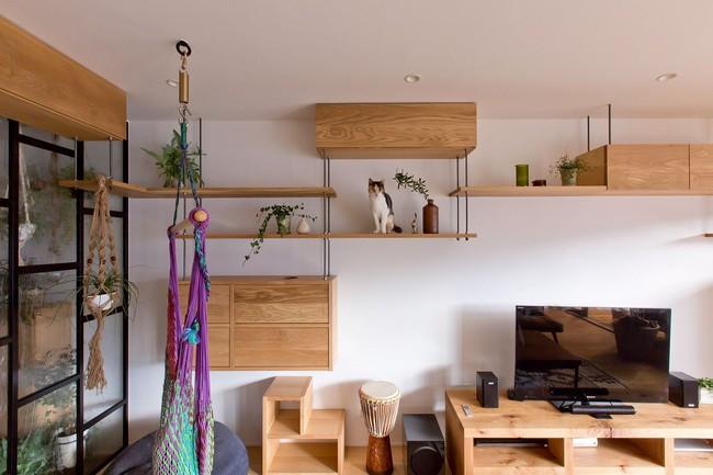 Căn hộ 85m² dưới đây là đại diện điển hình cho cuộc sống của tầng lớp trẻ ở Nhật Bản - Ảnh 3.