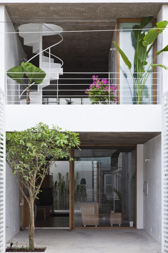 Ngôi nhà tối giản có màu trắng tinh khôi nổi bật trên đường phố Sài Gòn của người phụ nữ 30 tuổi - Ảnh 7.