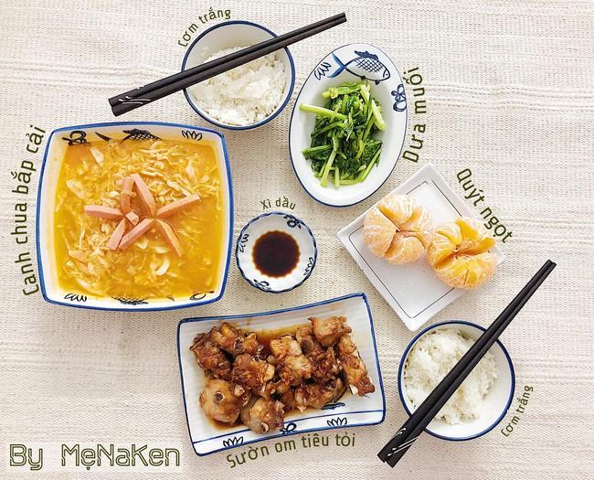 Có thực đơn cả tuần của mẹ NaKen, khỏi phải suy nghĩ tuần sau ăn gì - Ảnh 4.
