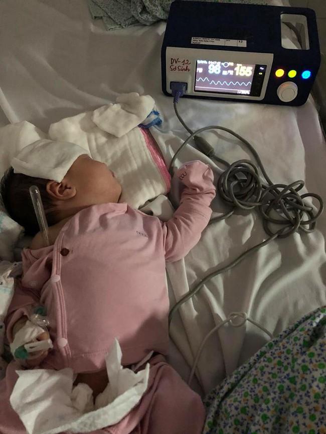 Mẹ Hà Nội kể lại hành trình 14 ngày cùng con chiến đấu với virus RSV ở 3 bệnh viện, dù ban đầu chỉ hắt hơi, sổ mũi - Ảnh 3.