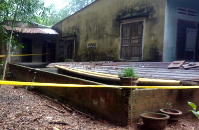 Mua đồ ăn sáng về, mẹ tá hỏa phát hiện con gái 4 tháng tuổi chết bất thường trong bể nước - Ảnh 1.